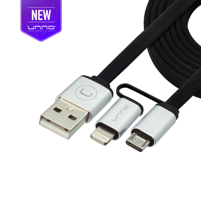Cable de Nailon Cable de Datos USB port/átil Rosa for Android Aeebuy Cable USB desconexi/ón autom/ática Cable Carga r/ápida Cable de Carga funci/ón de Transferencia de Cables